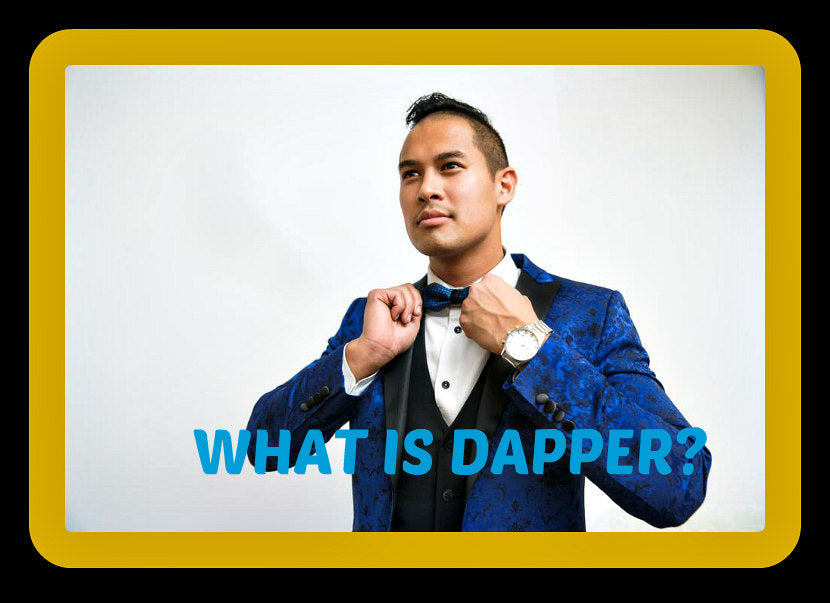 WHAT IS DAPPER?