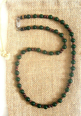 Irish Classic Men's Jade Necklace