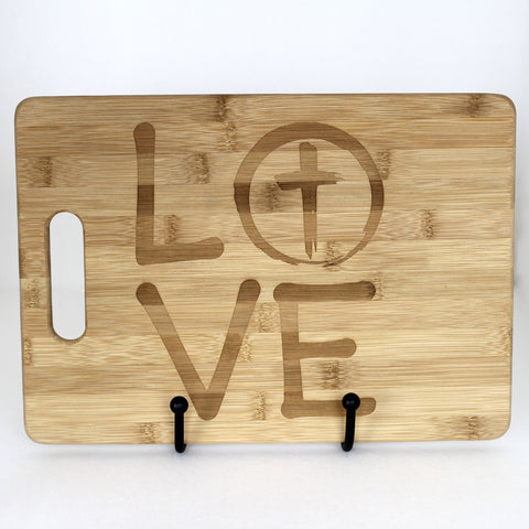Cutting Board LOVE or JOY