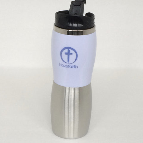 Tall Curvy Travel Tumbler -16 oz