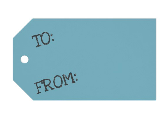 Gift Tags -Loved