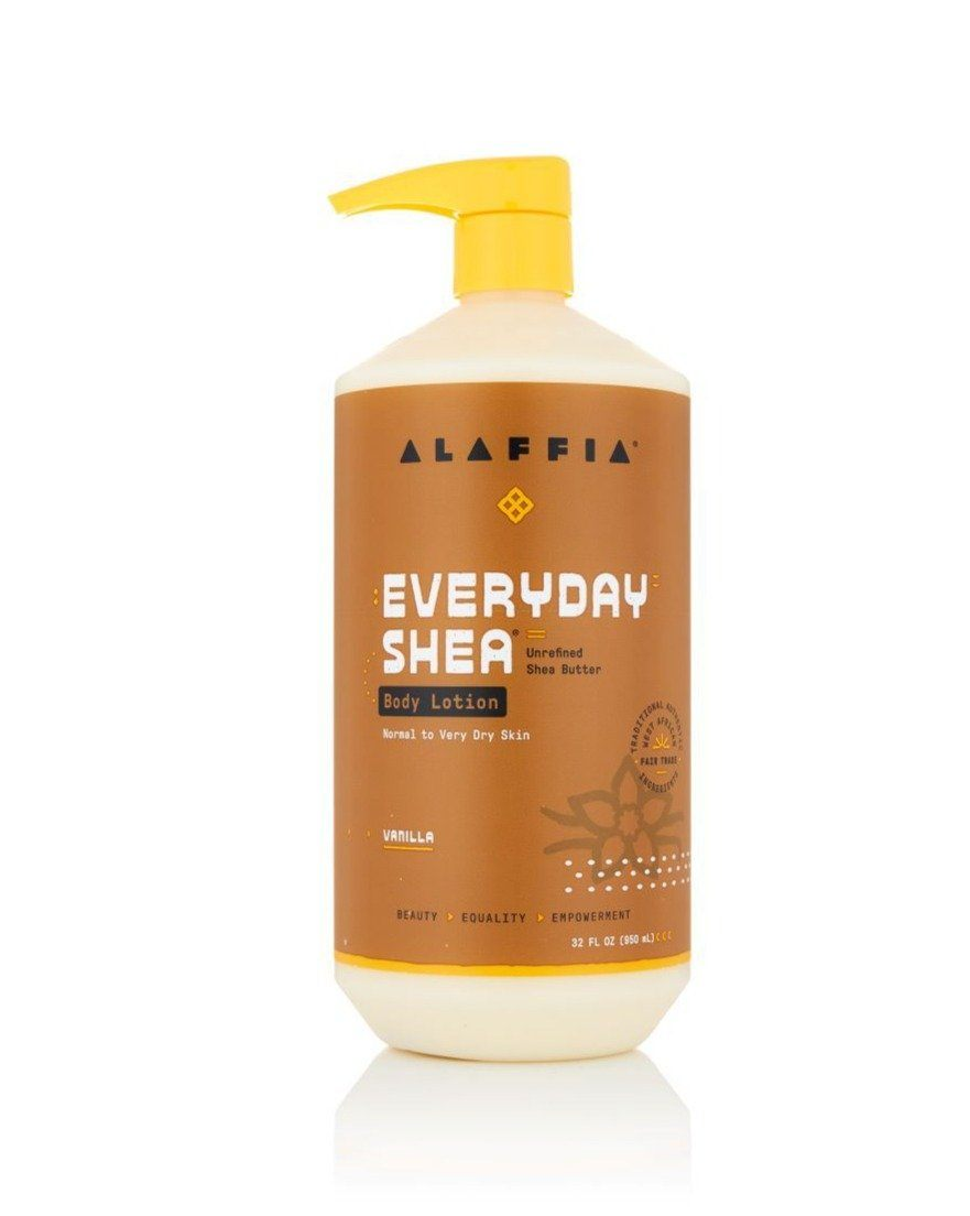 Alaffia EveryDay Shea Body Lotion - Vanilla | Mr Vitamins