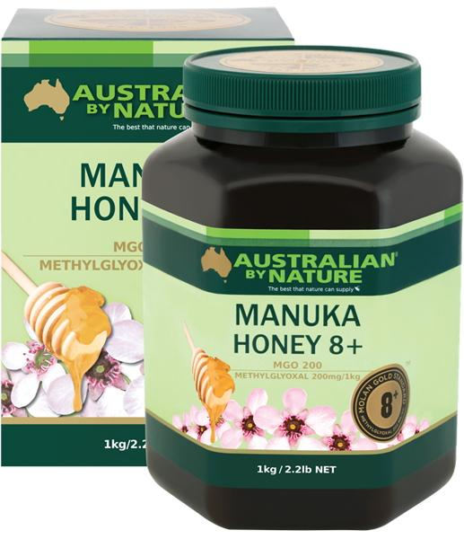 ABN MANUKA HONEY 8plus 1KG | Mr Vitamins