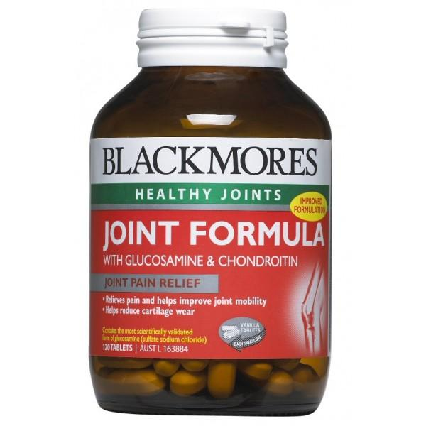 Blackmores Joint Formula with Glucosamine & Chondroitin 120T