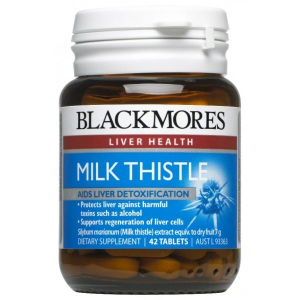 Blackmores Milk Thistle 42T