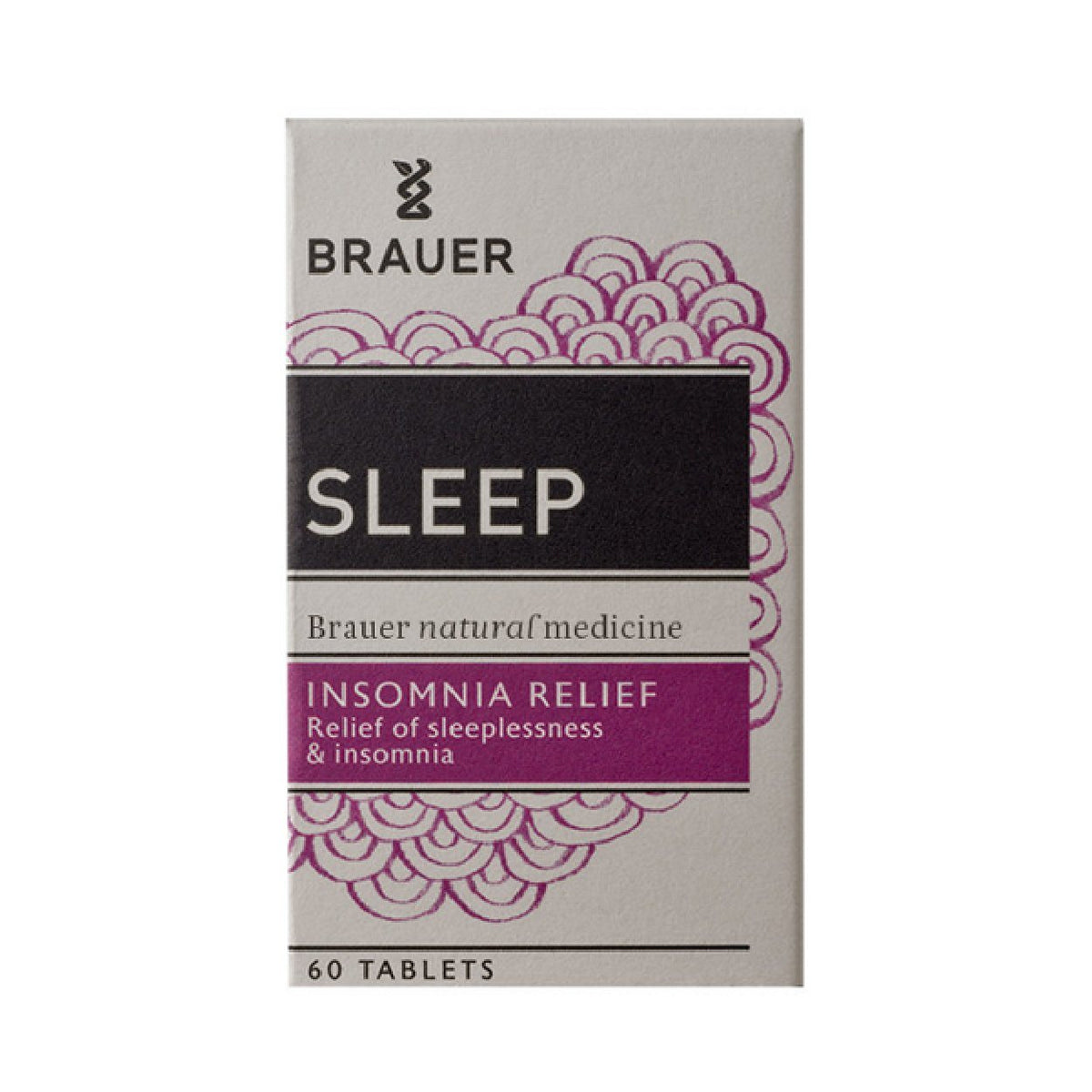 Brauer Sleep 60T | Mr Vitamins