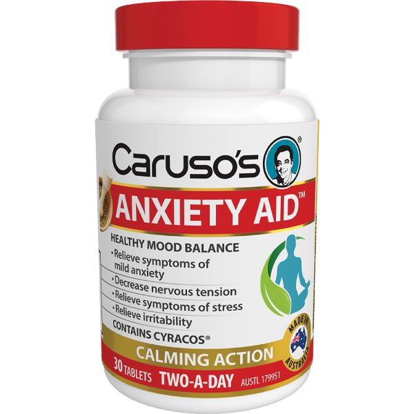 Caruso's Anxiety Aid 30T
