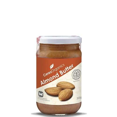 CO ALMOND BUTTER 300G 300GM | Mr Vitamins