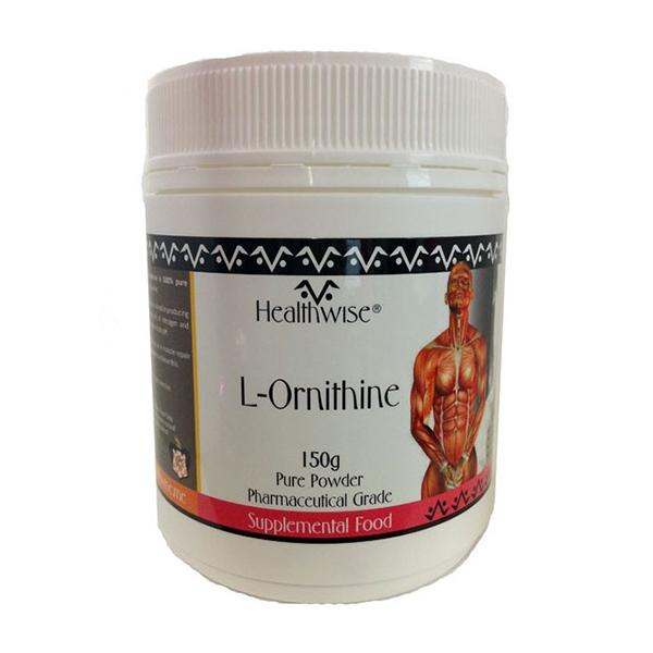 HealthWise L-Ornithine 150G | Mr Vitamins
