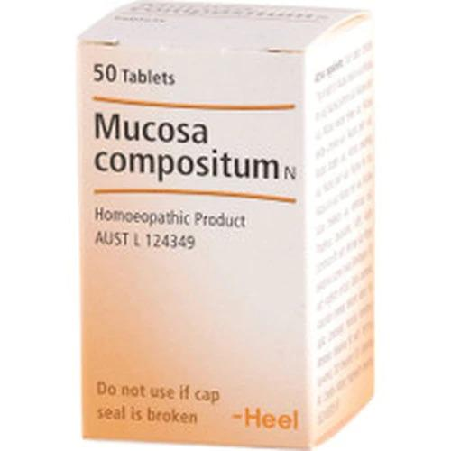 HEEL CEREBRUM COMPOS 50 Tablets | Mr Vitamins