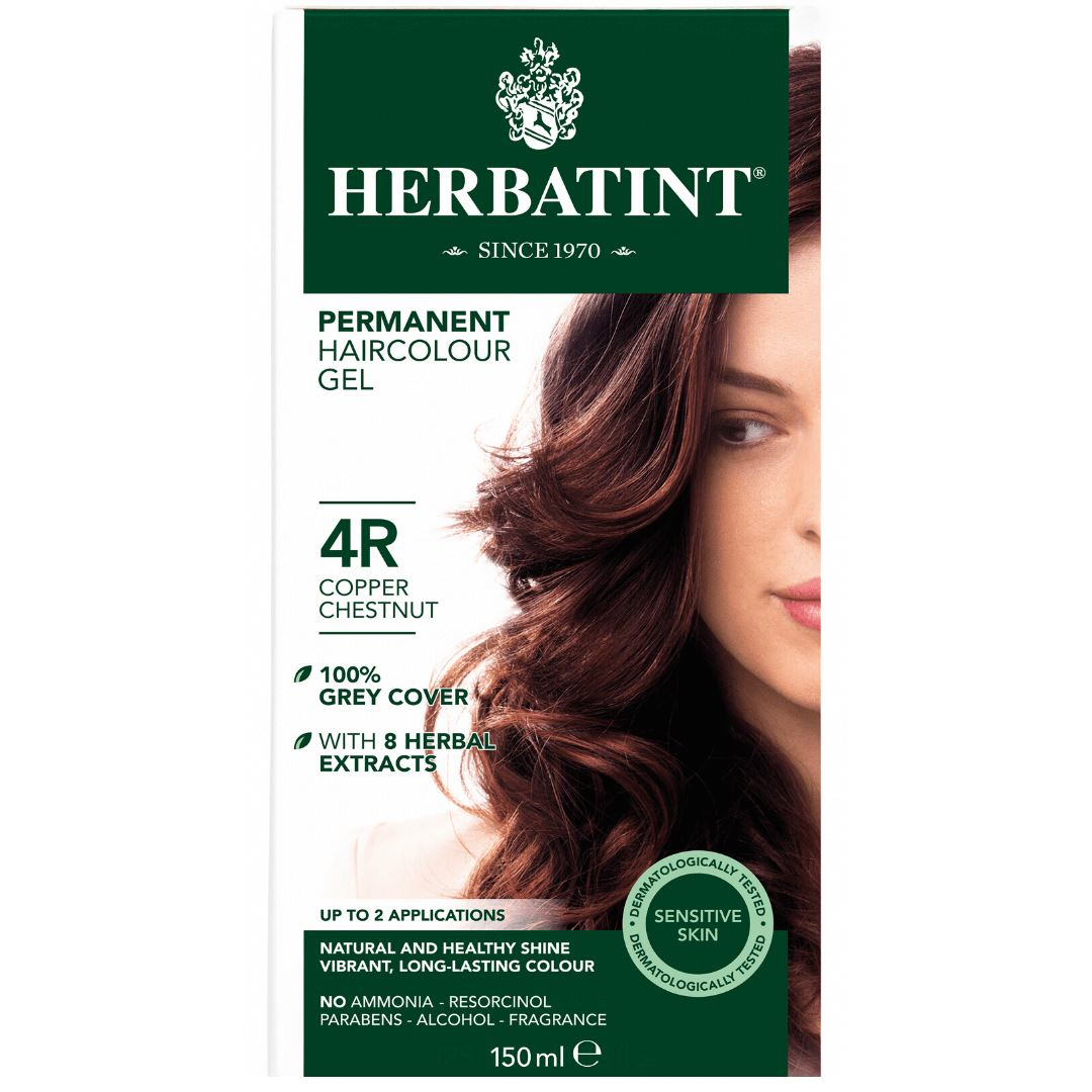 Herbatint 4R Copper Chestnut 150ML