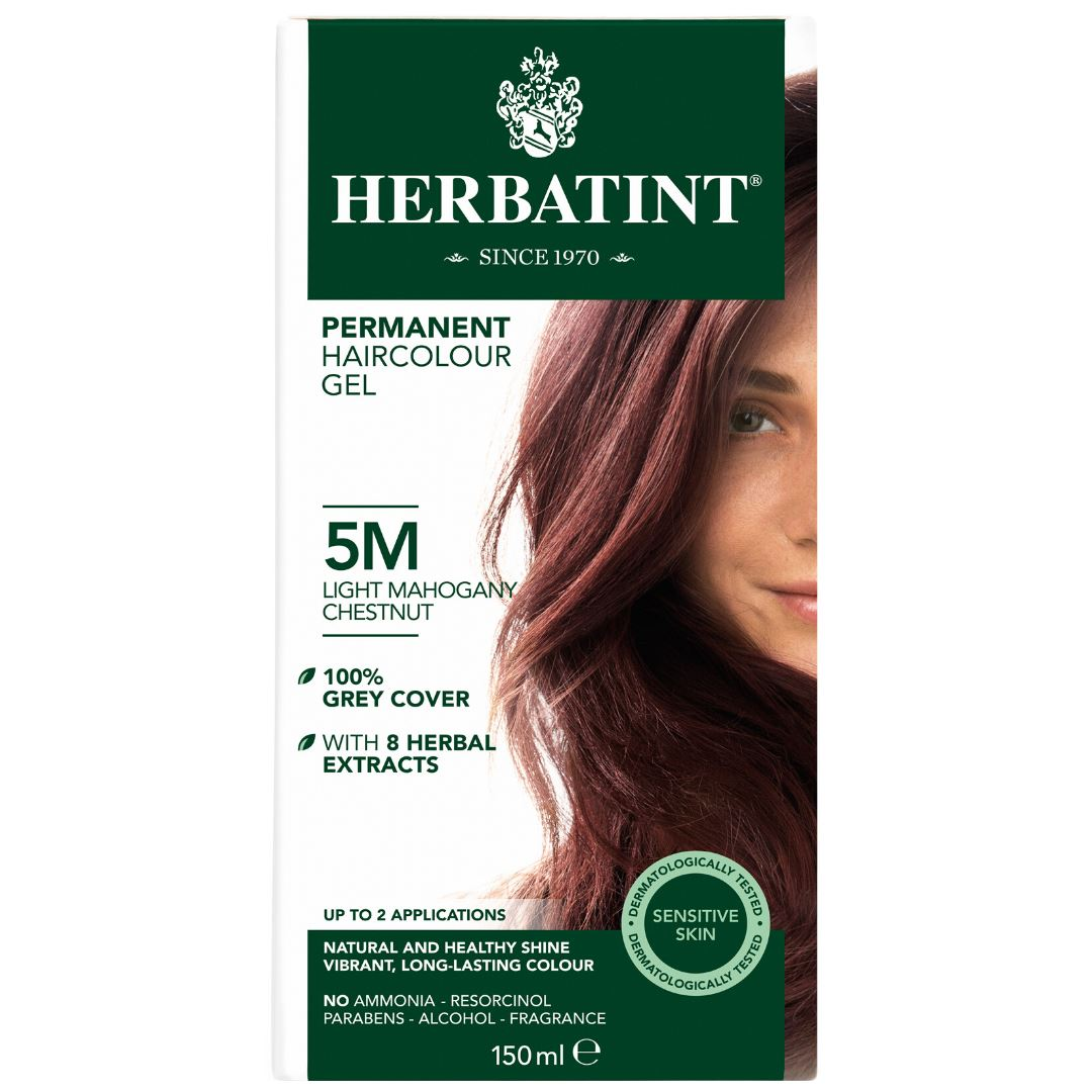 Herbatint 5M Light Mahagony Chestnut 150ML