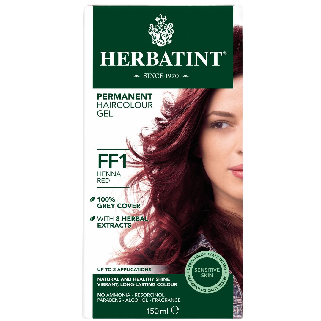 Herbatint FF1 Henna Red 150ML