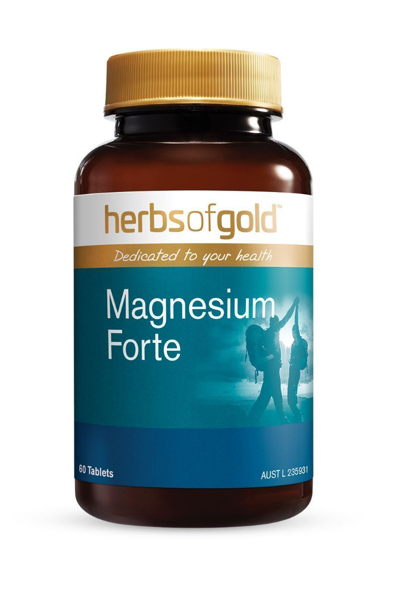 HOG MAGNESIUM FORTE 120T | Mr Vitamins