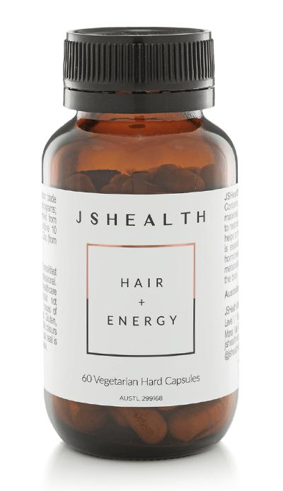 JSHealth Hair & Energy Formula 60VC