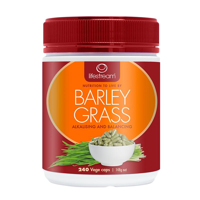 LS BARLEY GRASS 240C 240 Capsules | Mr Vitamins