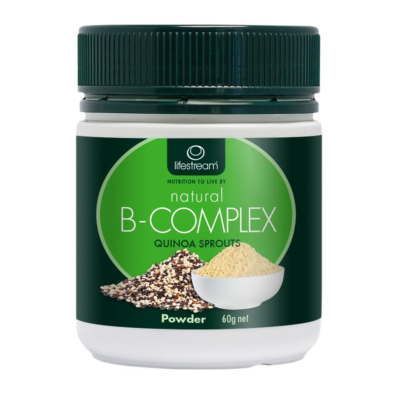Lifestream Natural B Complex Powder 60G | Mr Vitamins