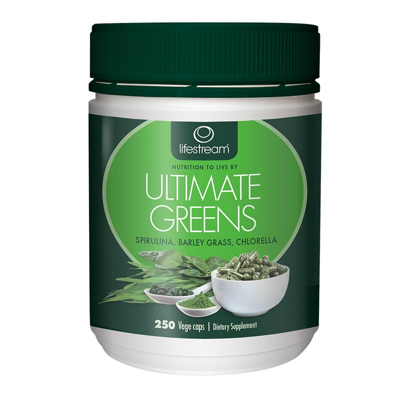 Lifestream Ultimate Greens 250C