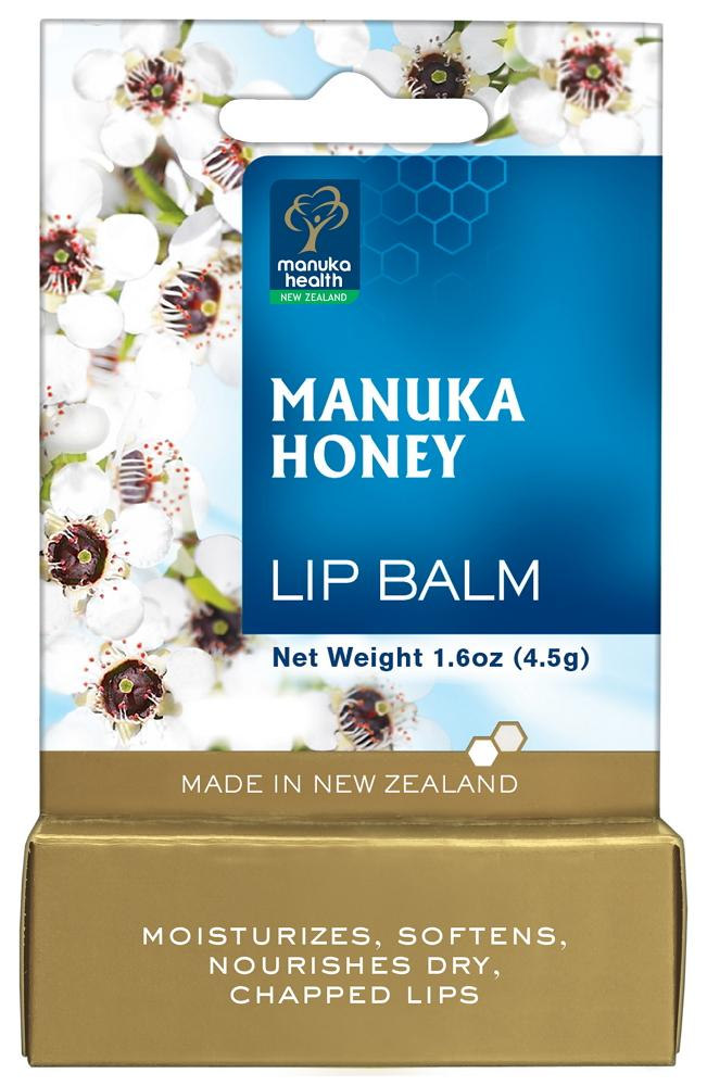 Manuka Health Manuka Honey Lip Balm 4.5G