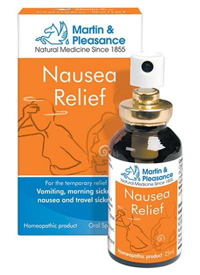 Martin & Pleasance Nausea Relief 25ML