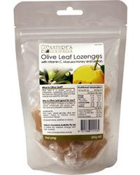 Nature's Goodness Olive Fruit Lozenges 200G | Mr Vitamins