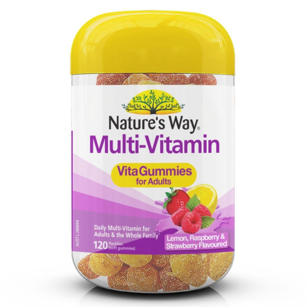 NW MULTI VITAMIN ADULT 120PAS 120 Gummies | Mr Vitamins