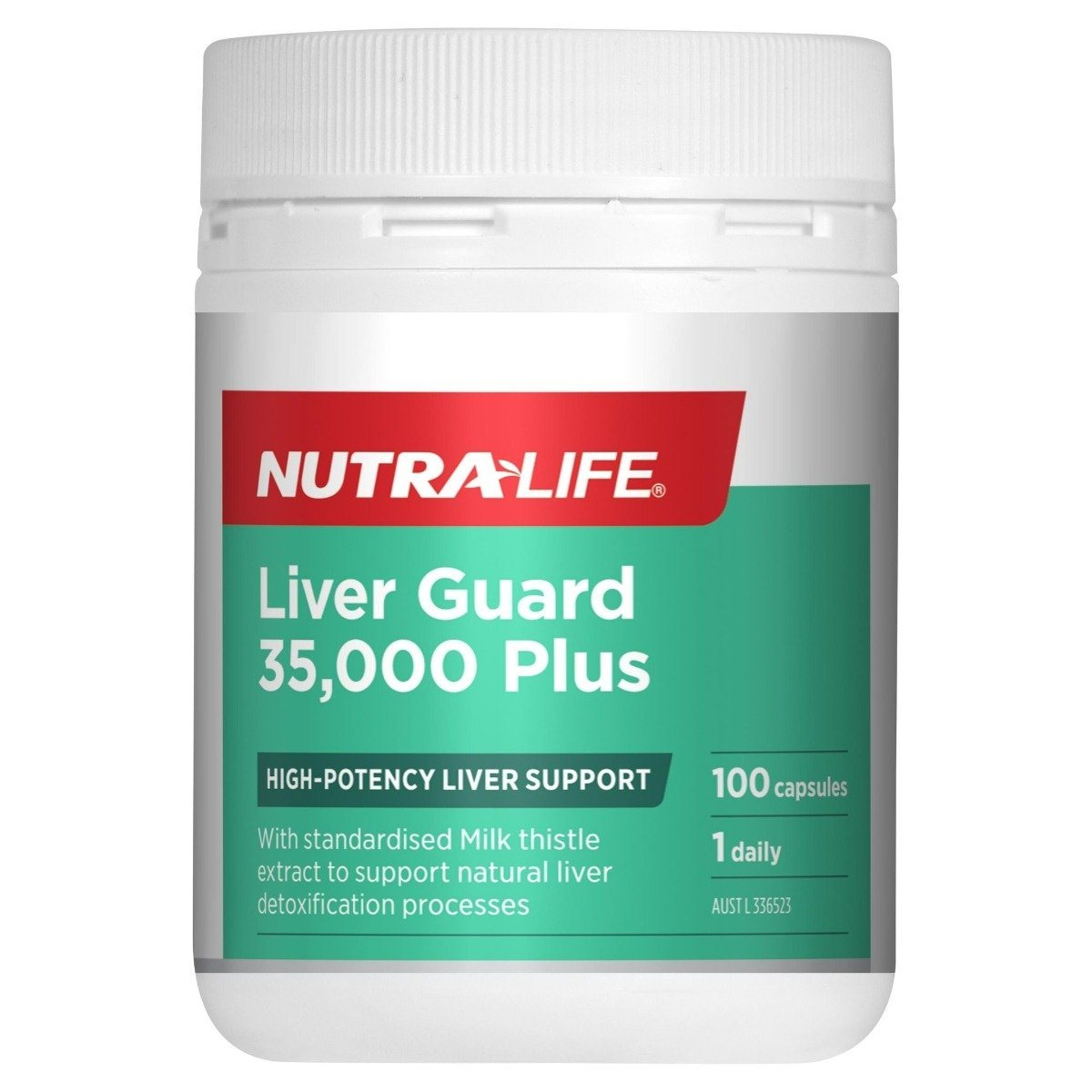 Nutralife Liver Guard 35,000 Plus 100C
