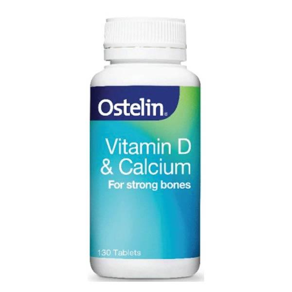 Ostelin Vitamin D & Calcium | Mr Vitamins