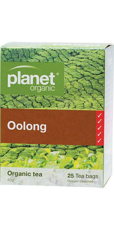 PO OOLONG 25TBAGS 25 Tea Bags | Mr Vitamins
