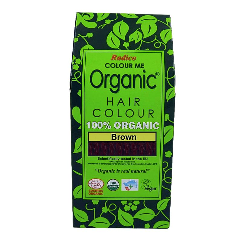 Radico Organic Brown Hair Dye 100gm