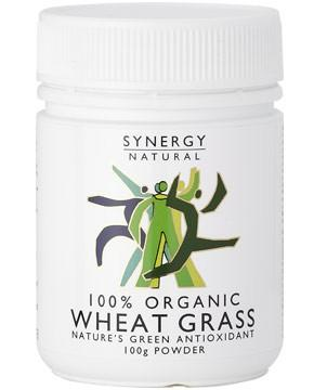 SYNERGY ORG WHEAT GR 100GM | Mr Vitamins