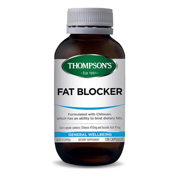 Thompson's Fat Blocker 120C | Mr Vitamins