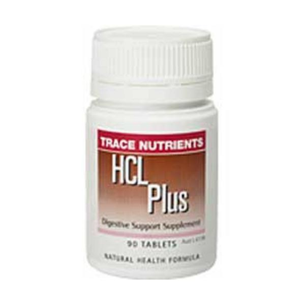 Trace Nutrients HCL Plus 90T | Mr Vitamins
