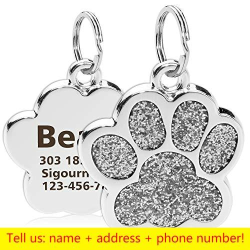 Cute Custom Name Pet Pendant