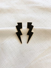 Load image into Gallery viewer, Carolina Bolt Earrings