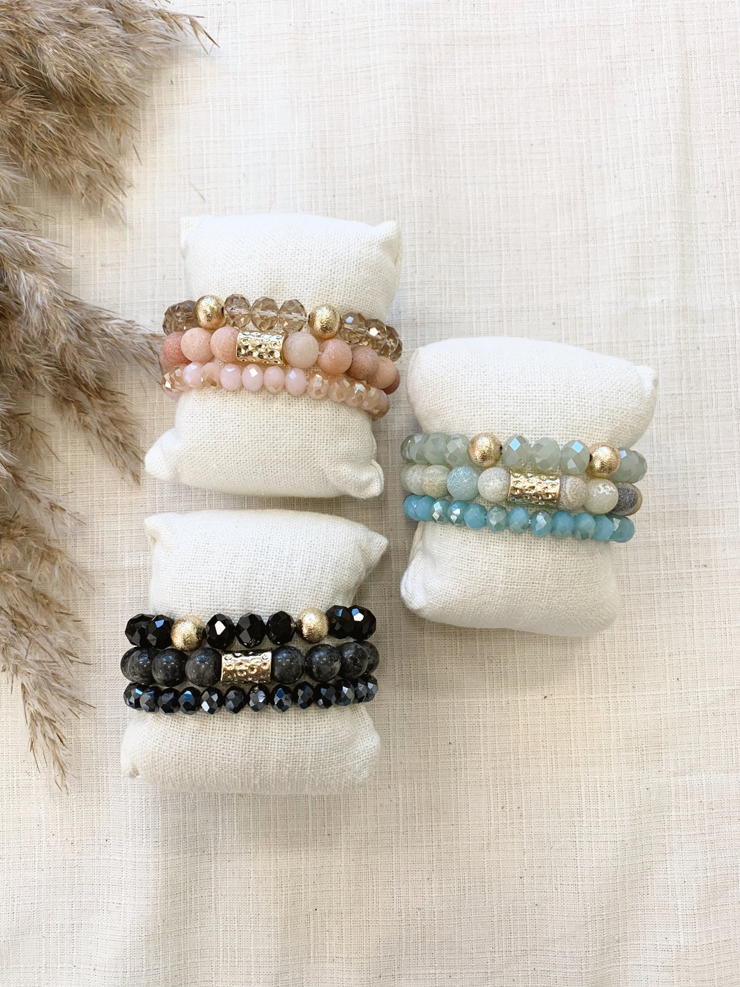 3 Piece Mix Bracelet Set