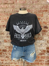 Load image into Gallery viewer, Free Bird America Graphic Tee