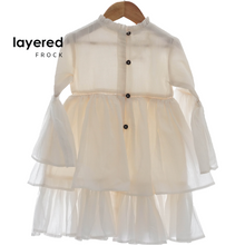 Load image into Gallery viewer, Organic Layered Frock or Top