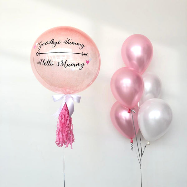 *JAN-FEB RM99* Baby Pink Theme *Helium*