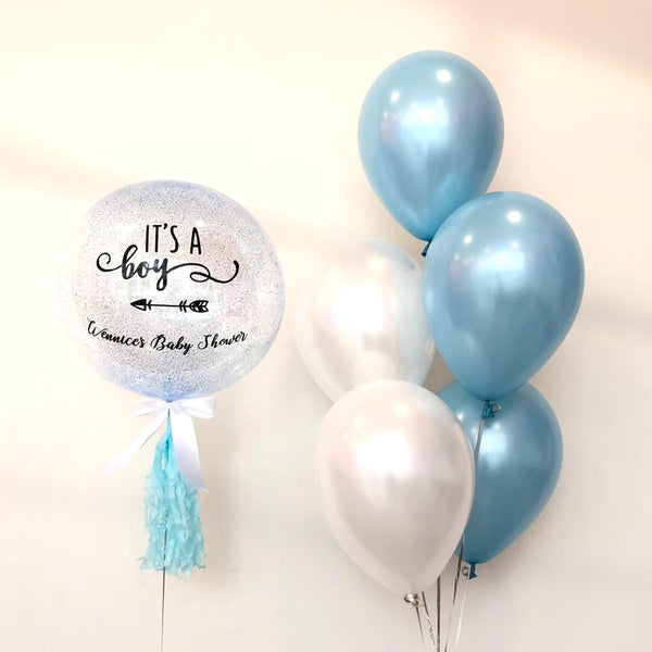 *OCT-NOV RM99* Baby Blue Theme *Helium*
