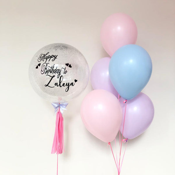 *March & April RM99* Pastel Silver Theme *Helium*
