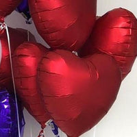 "18"" Heart / Star Foil Balloon *Helium* (Price for one)"
