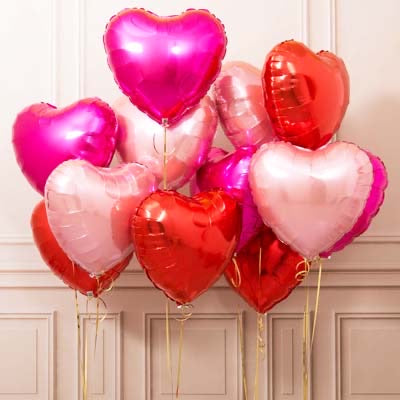 Love is in the air (Helium) - Price for one