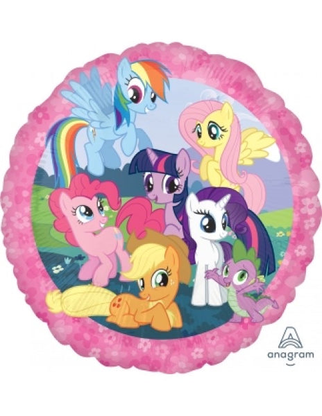 "My Little Pony Pink (17"") *Helium*"