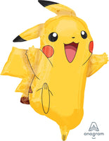 "Pikachu Supershape (31"") *Helium*"