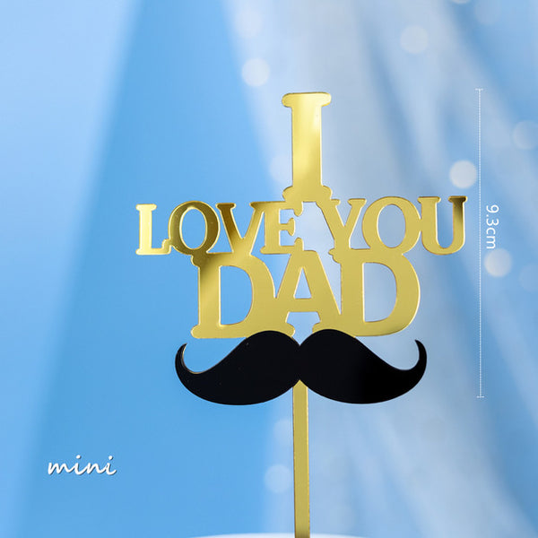 Cake Topper - Dad / Father