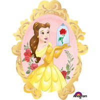 "Disney Princess Bella Supershape  (31"") *Helium*"