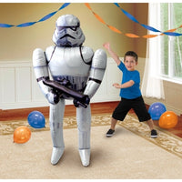 "Star Wars Airwalker  (70"") *Helium*"