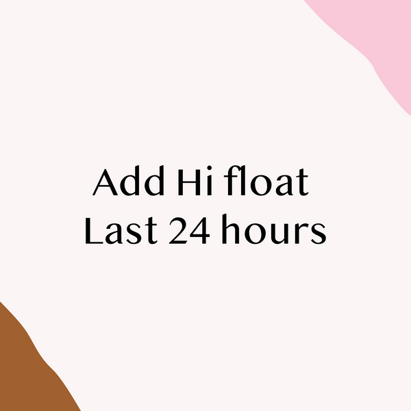 Add on Hi-Float
