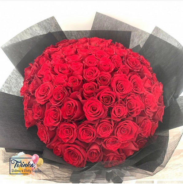 99 One and Only Bouquet (Fresh Rose)
